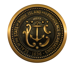 Rhode Island State Seal